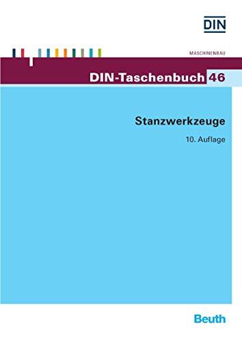 Stanzwerkzeuge (DIN-Taschenbuch)