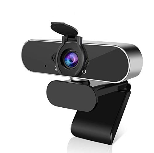 YESKAMO HD 1080P Webkamera USB Webcam mit doppelmikrofon PC Laptop Desktop 30FPS reibungslose Videoanrufe für Live-Streaming, Gaming, Telefonieren und Konferenzen (Kamera 2)