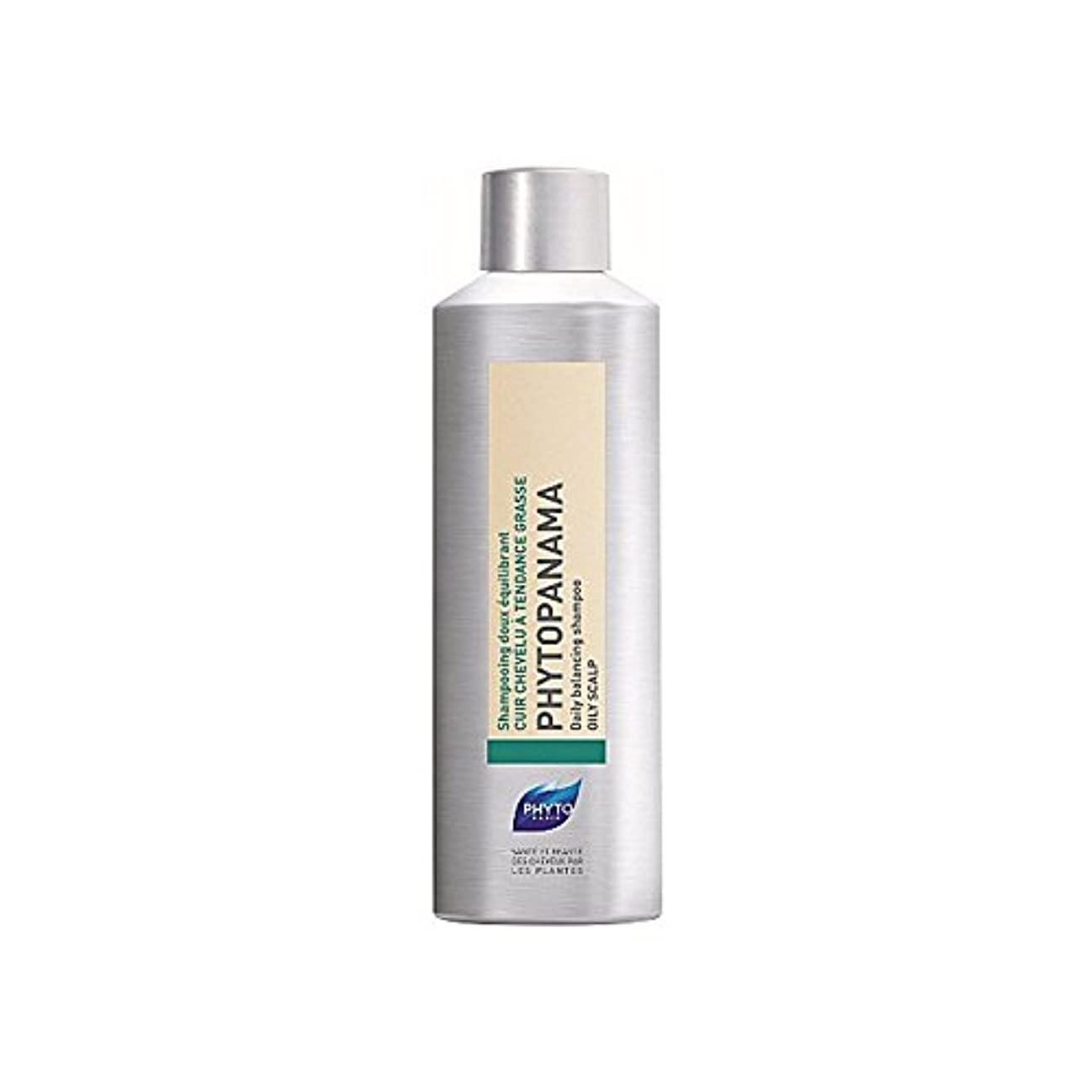 明確なビジュアル枢機卿フィトシャンプー200ミリリットル x4 - Phyto Phytopanama Shampoo 200ml (Pack of 4) [並行輸入品]