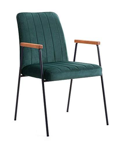 Be Bright Armchair Victus Dark Green