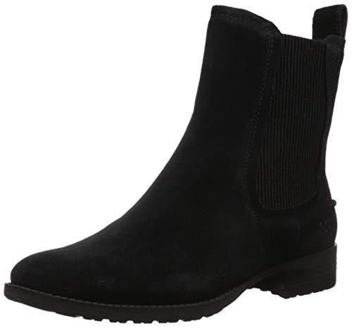 UGG Female Hillhurst II Boot, Black, 5 (UK),38(EU)