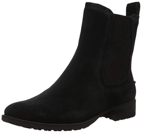 UGG Female Hillhurst II Boot, Black, 5 (UK),38(EU)