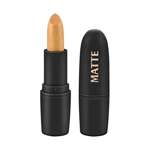 BOLANQ Miss Rose Ziegelroter Kugel-Lippenstift Aunt Color Mist Matt Lipstick Glaze