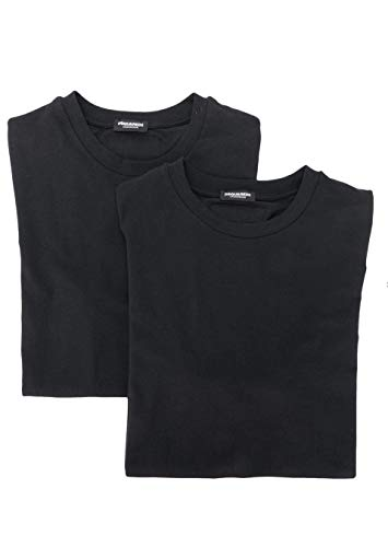 DSQUARED2 T-Shirt Twin Pack Nera D9X202450 CO95% EA5% (S)