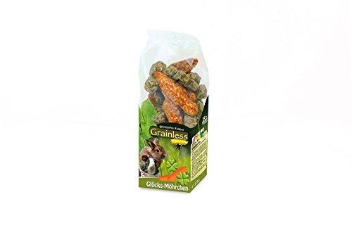 JR-Farm Grainless Glücks-Möhrchen, getreidefrei für Nager
