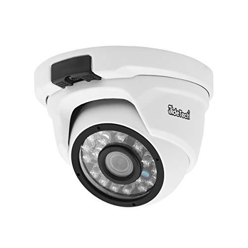 POE 1920P Dome Sicherheit IP Kamera 5MP Unterstützung Bewegungserkennung Nachtsicht, IP66 wasserdicht Onvif H.265 Überwachung für Indoor Outdoor