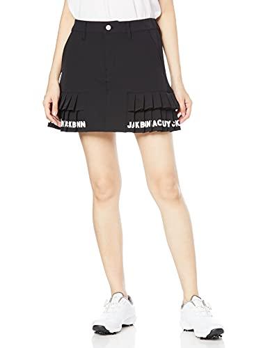 [ジャックバニー] [レディース] スカート (2WAYストレッチ) / ゴルフ / 263-1234922 010_ブラック 1 [M]