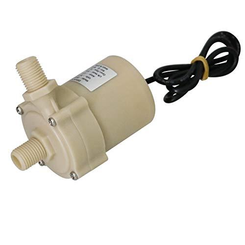 Wasserpumpe Haushalts Brushless DC Geschirrspülers Wasserpumpe Hochkopf Wasserpumpe Einfach Zu Benutzen (Size : 12V)