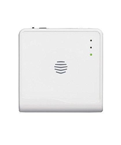 Hive Smart Hub, Colore Bianco, Protegge la tua Casa Intelligente, Connette i Dispositivi Hive, Monitora Suoni