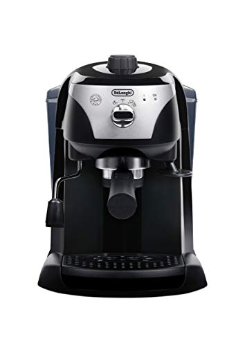 De'Longhi Traditional Pump Espresso Coffee Machine ECC221.B