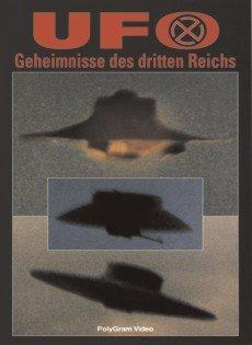 UFO - Geheimnisse des Dritten Reiches DVD Worldbesteller 600 000 Klicks