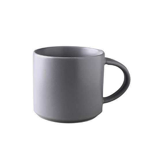 donfhfey827 Nordic ins einfache Tasse Mark Wasser Tasse Nordic Tasse Keramik Set Stil große Kapazität kreative europäische Kaffeetasse für Erwachsene