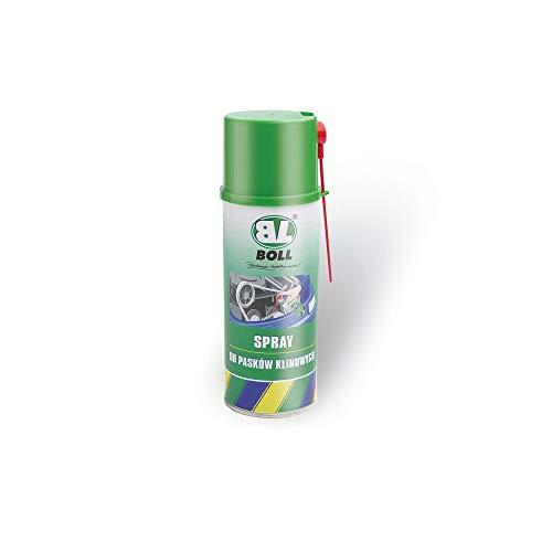 Boll 400ml KEILRIEMENSPRAY Sprühdose Keilriemen Spray Anti-Quietschen 001041