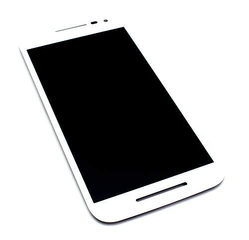 E-NUC Pantalla Táctil + LCD Motorola Moto G 3 Gen Blanco