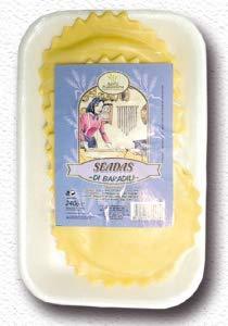 12 seadas (2 confezioni da 6 seadas - 400 gr) - Seadas. Dolce tradizionale sardo. Pastificio Santa Margherita