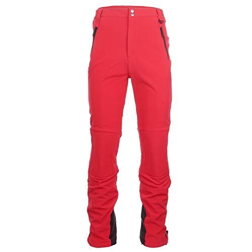 Killtec Caliko Softshellhose mit Schneefang - Sondermodell red Gr-5XL