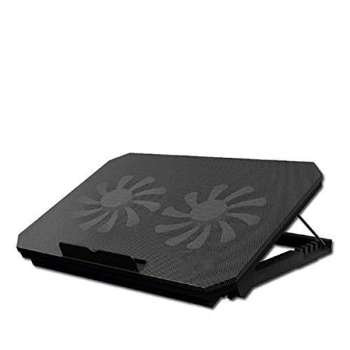 Fans personales de Alta Velocidad Laptop Cooler Cooling Fan Adecuado for computadoras portátiles de hasta 17 Pulgadas Mini, portátil (Color : 04)