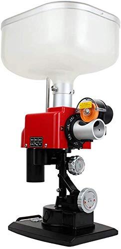 Nologo Ping-Pong-Roboter-Trainingsmaschine Desktop-Tischtennis-Roboter-Maschine mit Fangnetz, 360 ° Rotation mehrerer Spins/einstellbar Radiant Bogen Automatische Tisch Trainer Tabelle mit Controller