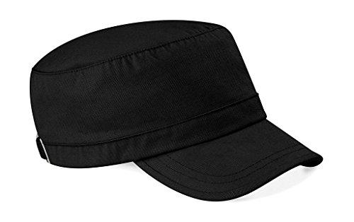 Unisex Army Cap, Farbe:Black;Größe:One Size one size,Black