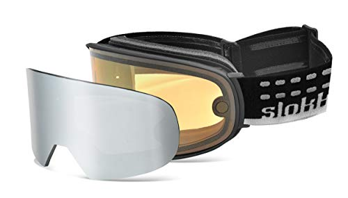 Slokker Skibrille SP1 (Black)