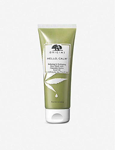 Hello Calm Relaxing & Hydrating Face Mask with Sativa Seed 75 ml