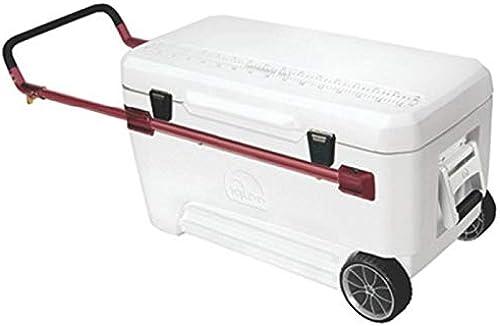 Igloo Glacière Portable 105 litres avec roulettes - ULTRA110