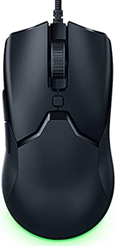 Portland Mall RGB Gaming Mouse Mini 61g 8500DPI Free shipping Optica Lightweight Wired
