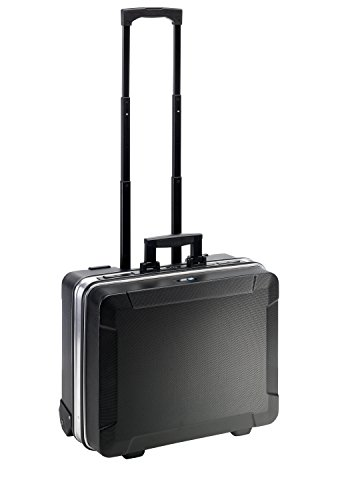 B&W Werkzeugkoffer GO mobil mit Werkzeugeinsteckfächern (Koffer aus ABS, Volumen 36l, 48 x 37,5 x...