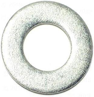 3//8 Flat Washer SAE Pattern Low Carbon Steel Hot Dip Galvanized Pk 50