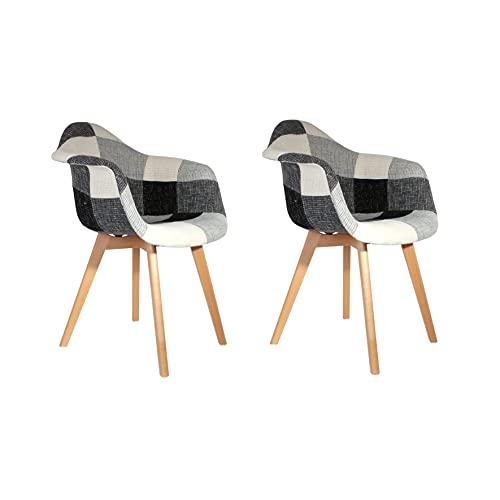 The Home Deco Factory silla escandinava