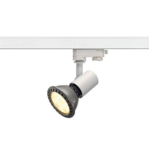 E27 SPOT, Spot für Hochvolt-Stromschiene 3Phasen