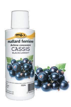 mallard ferrière–Flacone Aroma Concentrato 115millilitri–Ribes Nero