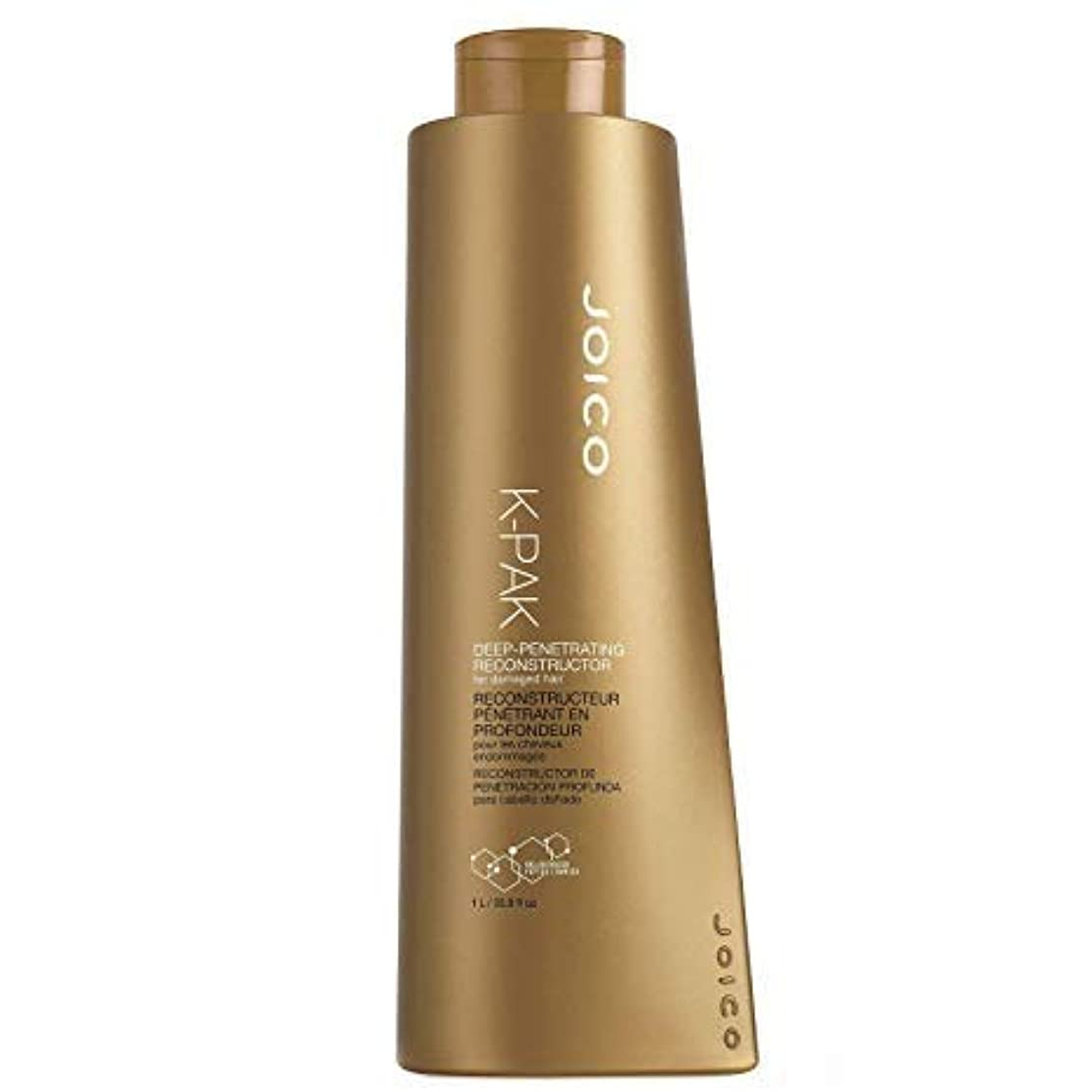川本能ホイールジョイコ K-Pak Deep-Penetrating Reconstructor - For Damaged Hair (Cap) 1000ml/33.8oz並行輸入品