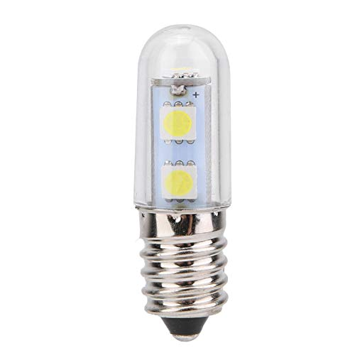 Yuehuam 220 V 1. 5 W E14 Mini Led Ampoule pour Réfrigérateur Micro-Ondes Machine à Coudre Hotte Hotte Pygmée Maïs Lampe