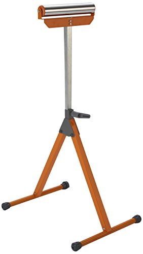 BORA Portamate PM-5090 Adjustable Pedestal Feed Roller Support with 11-1/4