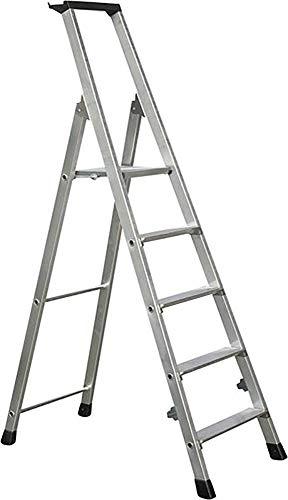 ZARGES Stufen-Stehleiter 5 Stufen Z300