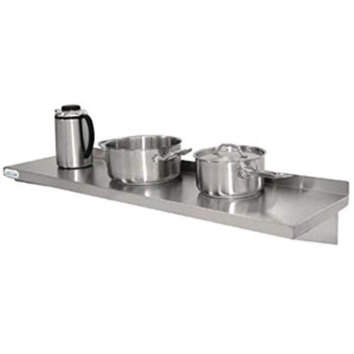 Vogue Y753Edelstahl Küche Regal