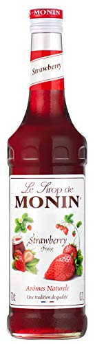 Monin Le Sirop de ERDBEERE 0,7 l