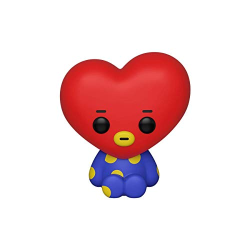 Funko Pop! Figurine en Vinyle Animation: BT21 - Tata