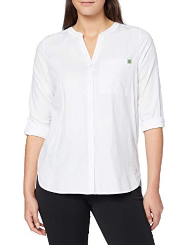 Street One Damen A342233 Bluse, White, 38