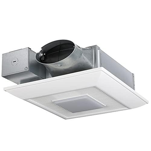 Panasonic FV-0510VSCL1 WhisperValue Multi-Flow Bathroom Fan, Medium, White