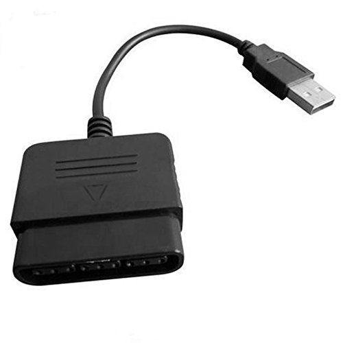 Hot Cable Converter PS2 Controller to PS3 PC USB Adapter Converter Cable Adaptor For Sony Play Station