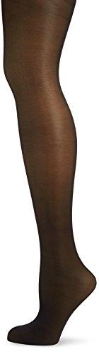 KUNERT Damen Leg Control 40 Strumpfhose, 40 DEN, Schwarz (Black 0500), 38/39 (Herstellergröße: 38/40)