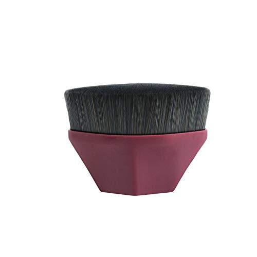 Wit Pinceau à maquillage en forme de pétale pour fond de teint et fond de teint