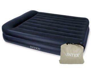 Matratze Luftbett Intex Rest Bed 203x 157x 47cm Reifenfüllmesser Intex 66702