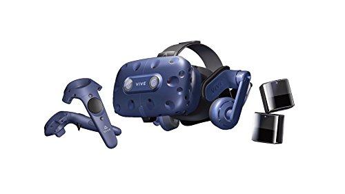 HTC Vive Pro Complete Edition - Casque de réalité virtuelle - kit VR complet (Catégorie : Casque Réalité Virtuelle)