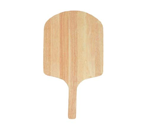 Winco 22-Inch Wooden Pizza Peel with 12-Inch by 14-Inch Blade