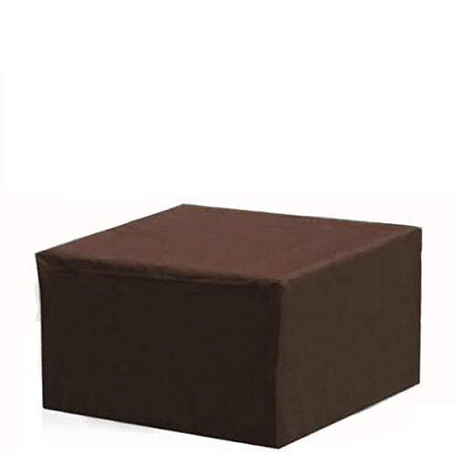 AYGANG Fundas Impermeables al Aire Libre Muebles de jardín de Recubrimiento for Las Cubiertas de Mimbre Conjunto Sofá Protección Tabla Salón Patio Lluvia Nieve Prueba de Polvo Cubierta de Muebles 771