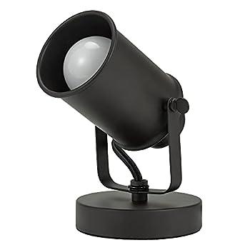 Catalina Lighting 18775-012 Modern Multipurpose Spotlight Desk or Wall Mount Accent Lamp 6  Dark Bronze