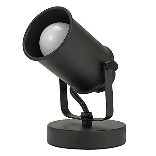 Catalina Lighting 18775-012 Modern Multipurpose Spotlight Desk or Wall Mount Accent Lamp, 6